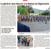 COMLE L.E. Journal la Provence